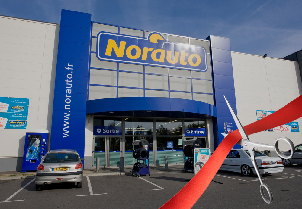 ouverture magasin norauto