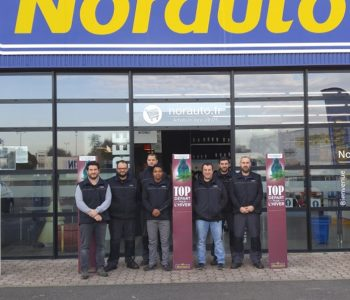 Overture franchise Norauto Orthez