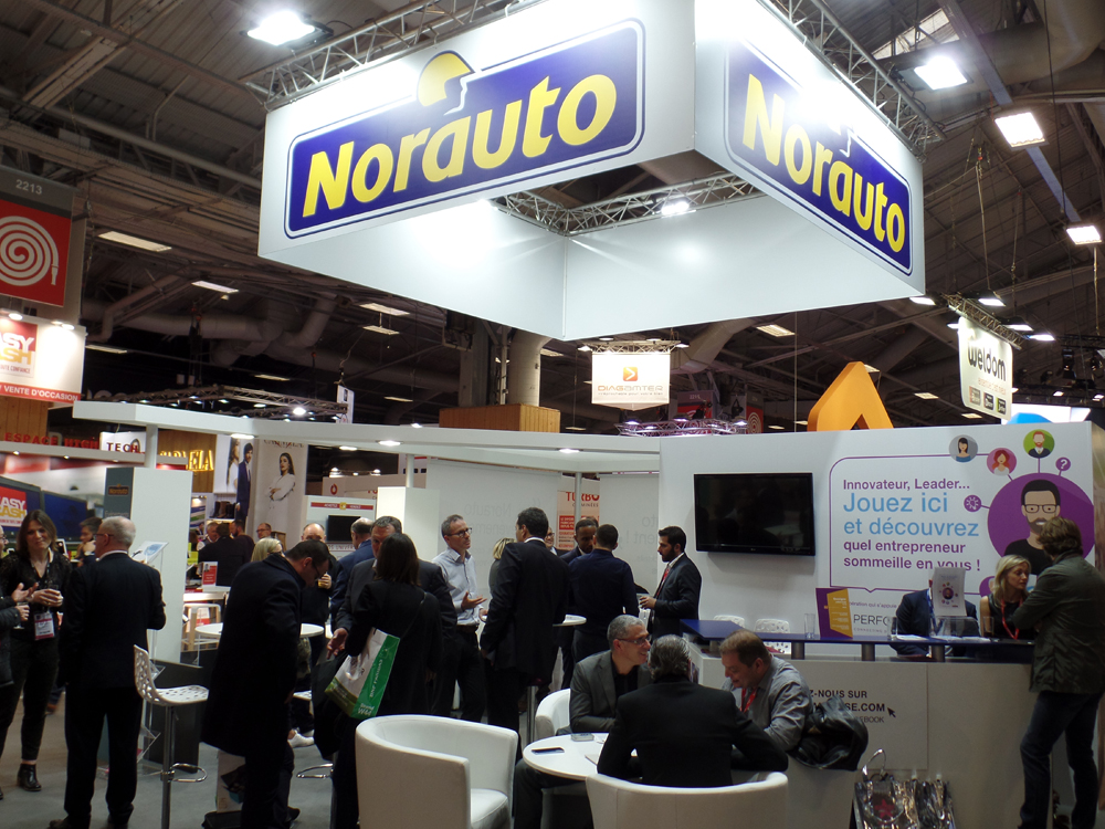 Recrutement Franchise Norauto