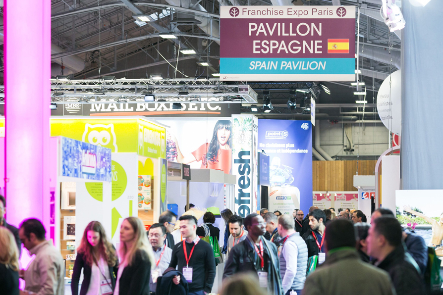 Salon de la franchise 2018 les 3 raisons pour venir for Le salon de la franchise