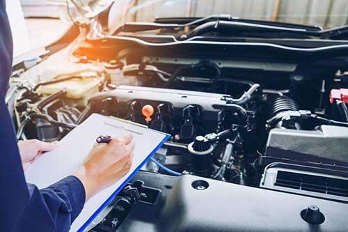 Réparation de voitures par Norauto