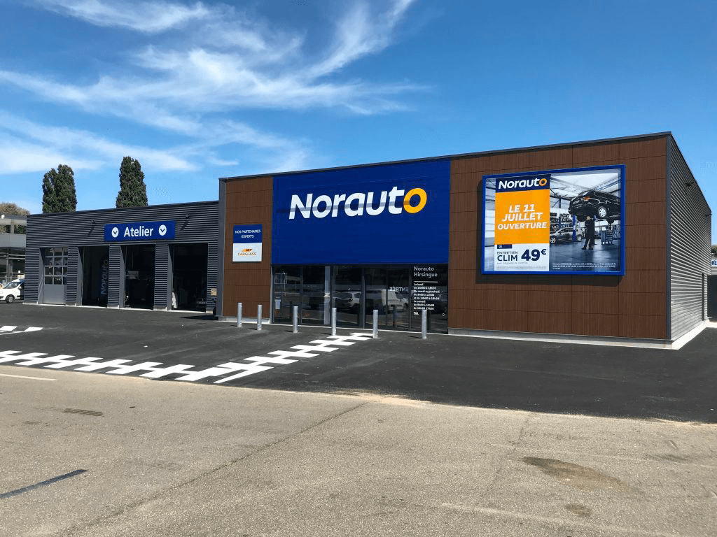 Centre Norauto Franchise