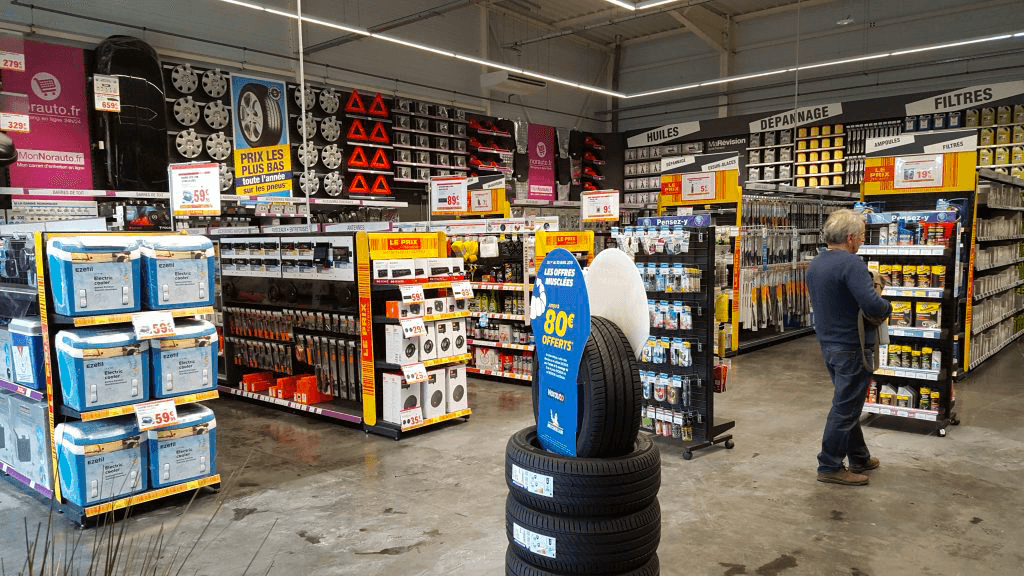 Magasin Norauto Franchise