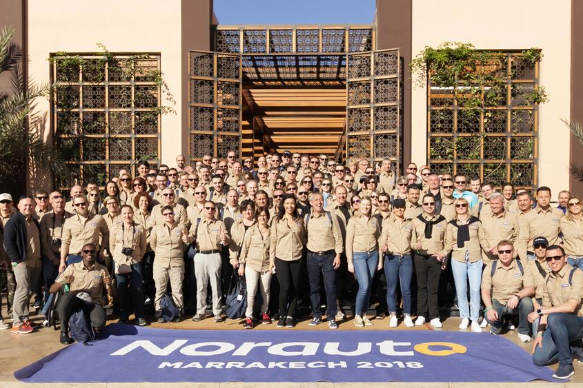 Convention Norauto Marrakech