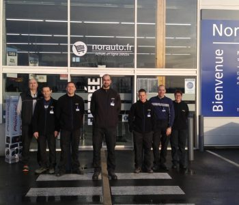 Equipe Avranches Norauto Franchise