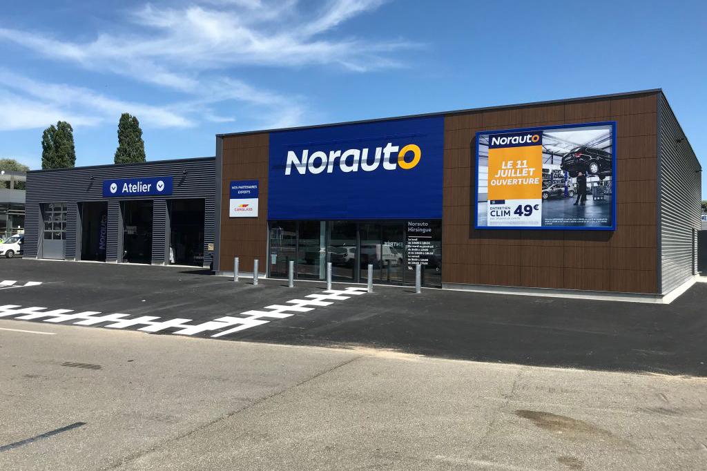 Centre Norauto Franchise