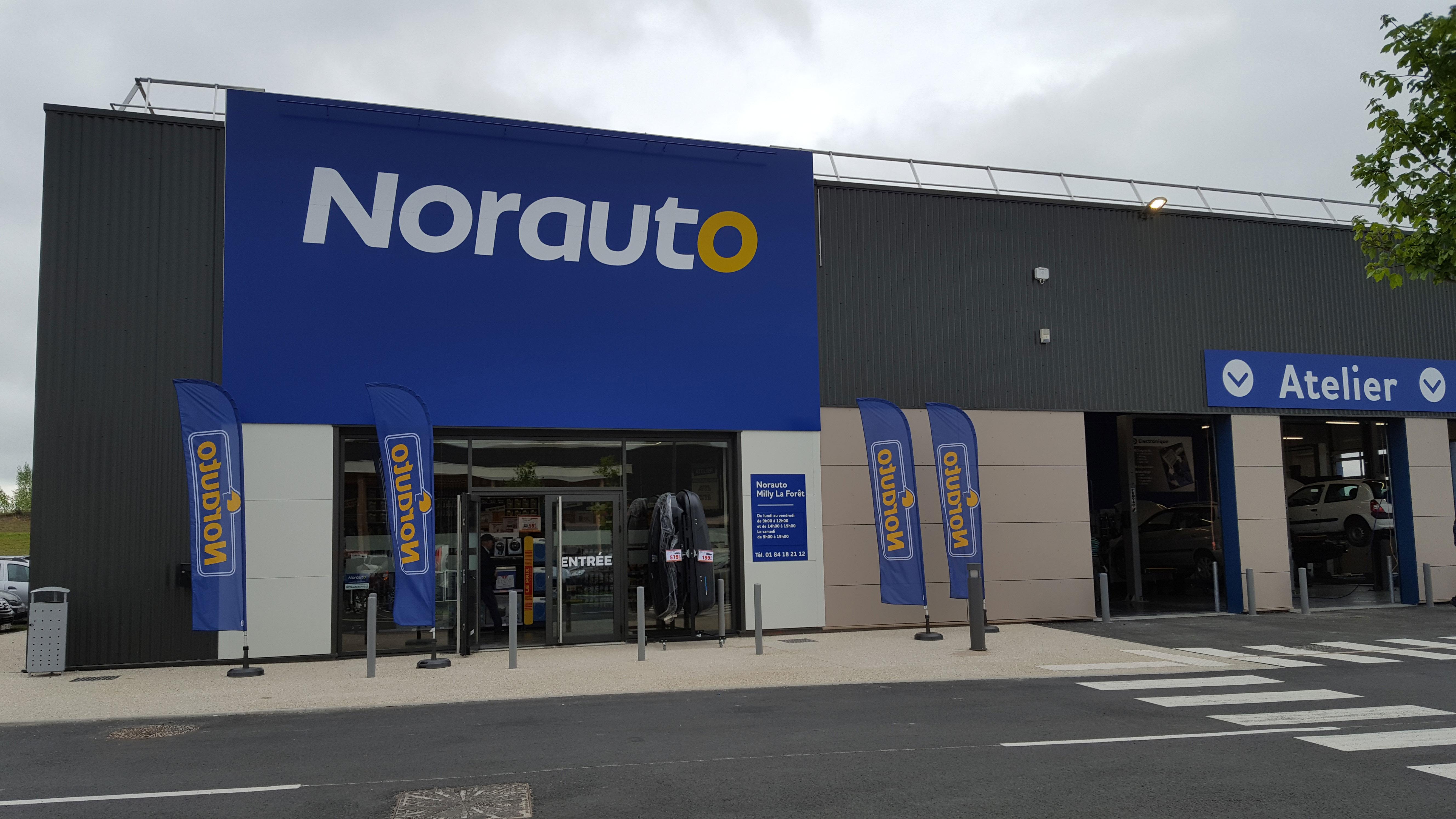 Centre Norauto